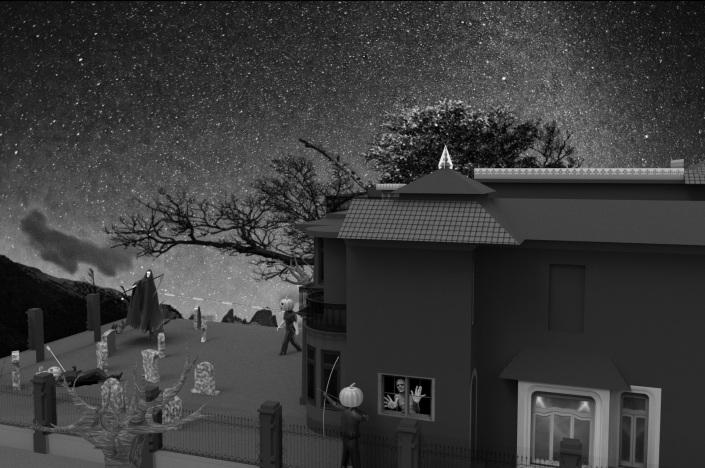 Escena final texturizada 2